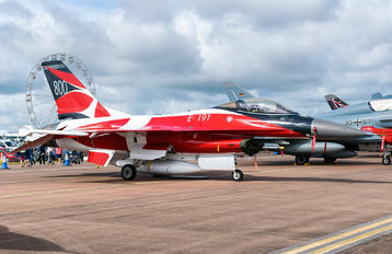 E191 - Denmark - Air Force General Dynamics F-16A Fighting Falcon