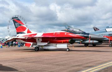 E191 - Denmark - Air Force General Dynamics F-16A Fighting Falcon