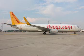 TC-AEP - Pegasus Boeing 737-800