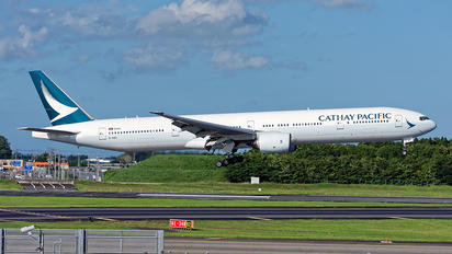 B-HND - Cathay Pacific Boeing 777-200