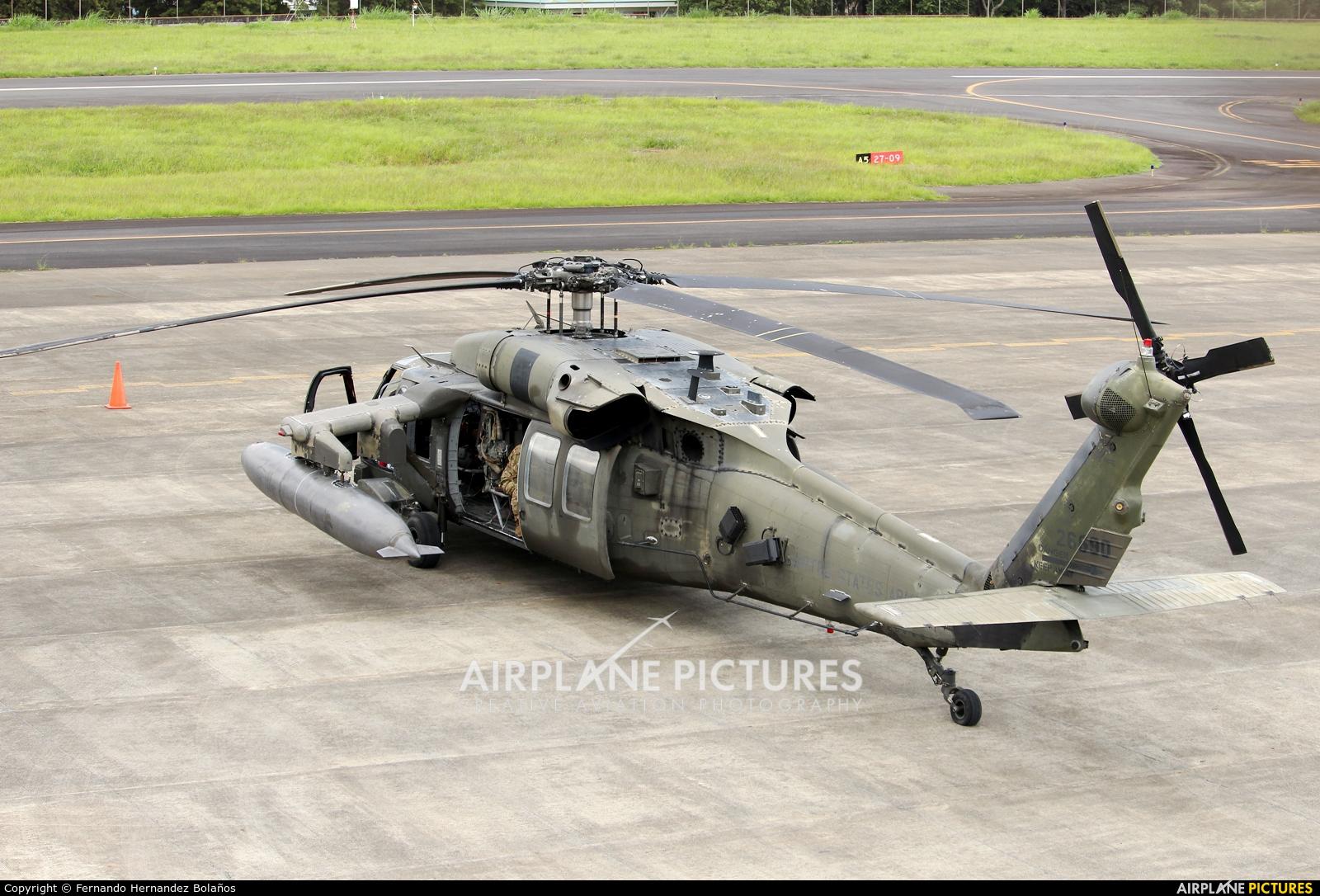 USA - Army 96-26690 aircraft at San Jose - Tobías Bolaños Intl