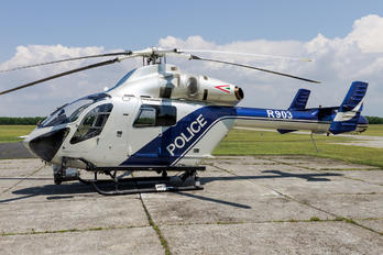 R903 - Hungary - Police MD Helicopters MD-902 Explorer
