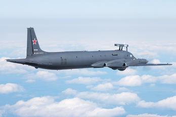 RF-75341 - Russia - Navy Ilyushin Il-38