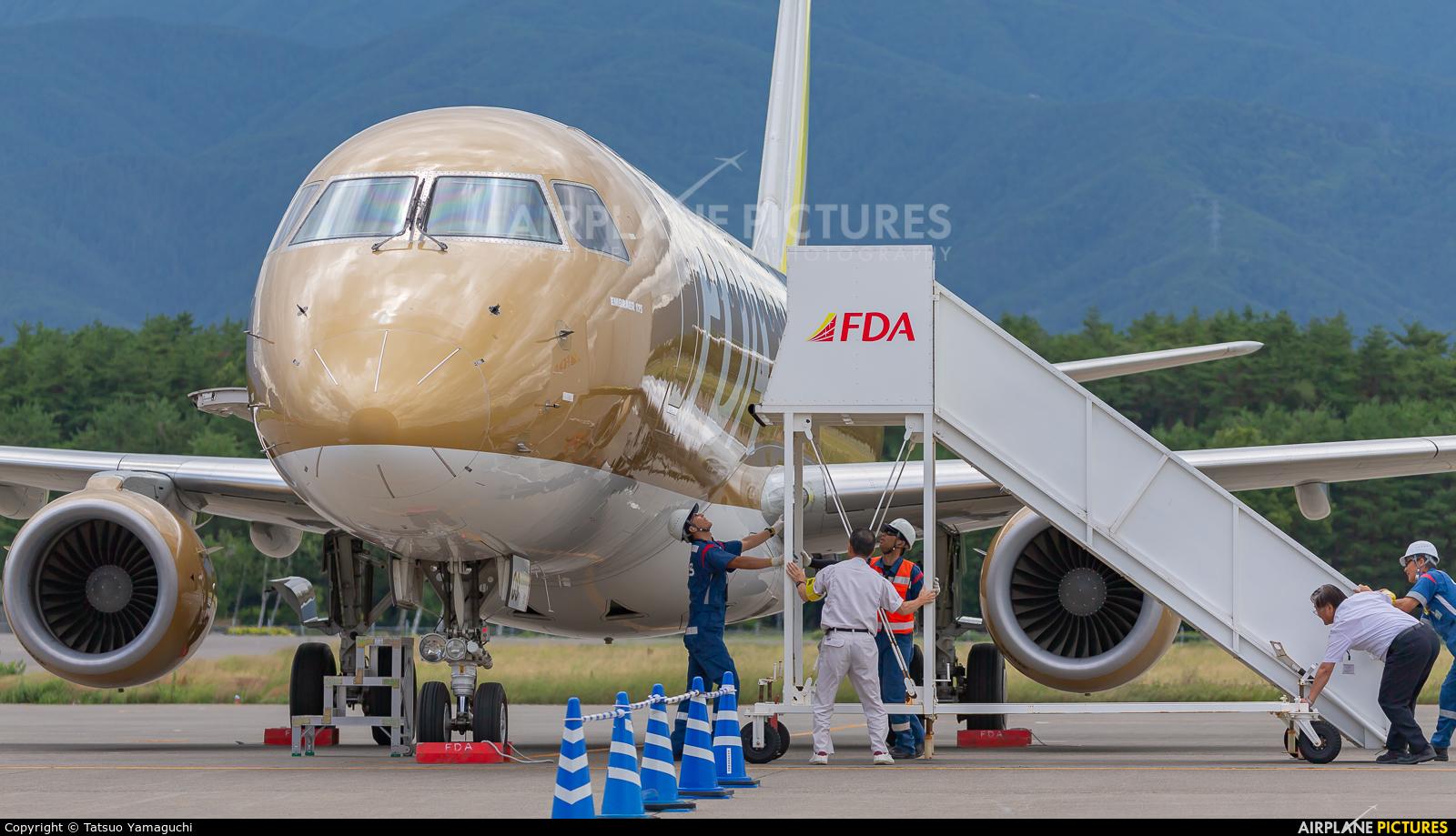 - Airport Overview JA09FJ aircraft at Shinshu - Matsumoto