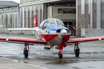 HB-KIU - FFA Museum Focke-Wulf FwP-149D