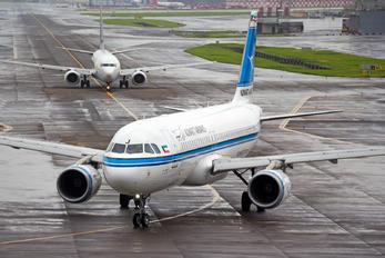9K-AKJ - Kuwait Airways Airbus A320