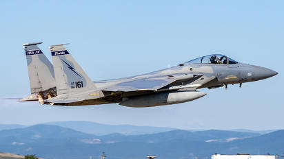 86-0161 - USA - Air National Guard McDonnell Douglas F-15C Eagle