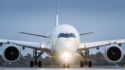 ET-AUA - Ethiopian Airlines Airbus A350-900