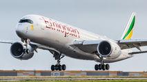 ET-AUA - Ethiopian Airlines Airbus A350-900 aircraft