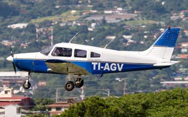 TI-AGV - Private Piper PA-28 Warrior