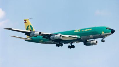 OD-AGD - TMA Cargo Boeing 707-323C