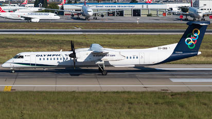 SX-OBB - Olympic Airlines de Havilland Canada DHC-8-400Q / Bombardier Q400