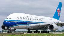 B-6136 - China Southern Airlines Airbus A380 aircraft