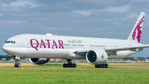 A7-BEJ - Qatar Airways Boeing 777-31H(ER) aircraft