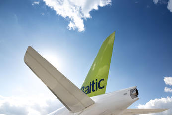 YL-AAS - Air Baltic Airbus A220-300
