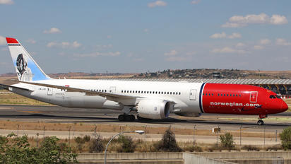 LN-LNO - Norwegian Long Haul Boeing 787-9 Dreamliner