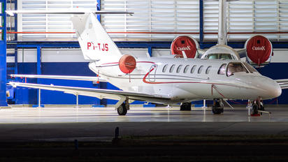 PT-TJS - Private Cessna 525B Citation CJ3