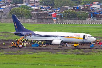 VT-SYK - SpiceJet Boeing 737-800
