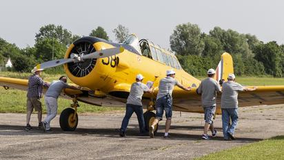 FH153 - Private Noorduyn AT-16 Harvard IIB