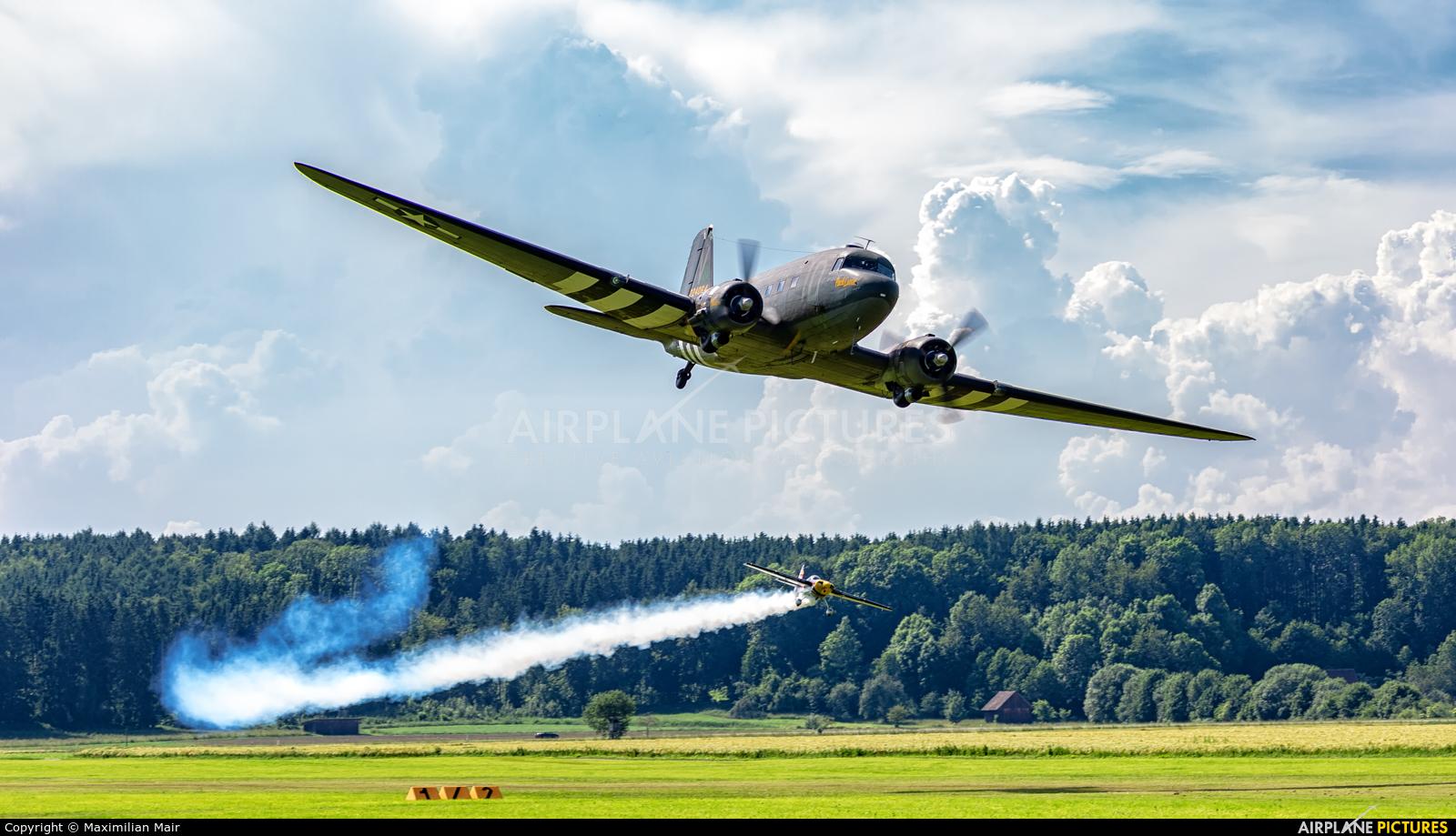 Private N74589 aircraft at Tannheim