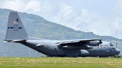 08-4406 - USA - Air Force Lockheed C-130J Hercules