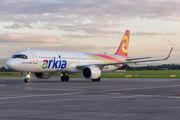 4X-AGK - Arkia Airbus A321 NEO aircraft