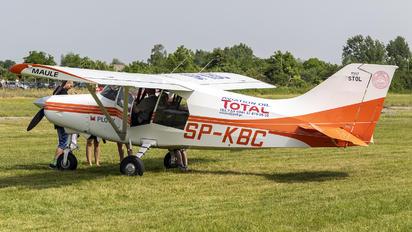 SP-KBC - Private Maule MXT-7 series Star Rocket