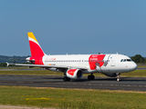 EC-MUF - Iberia Express Airbus A320 aircraft