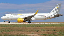 EC-LVO - Vueling Airlines Airbus A320 aircraft