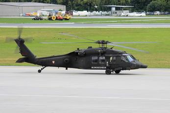 6M-BI - Austria - Air Force Sikorsky S-70A Black Hawk