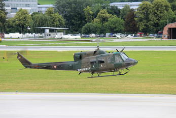 5D-HZ - Austria - Air Force Agusta / Agusta-Bell AB 212AM