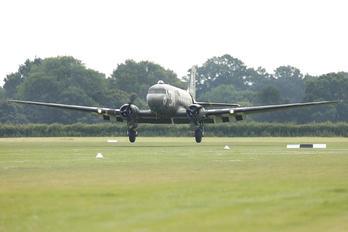 N473DC - Aerolegends Douglas C-47A Skytrain