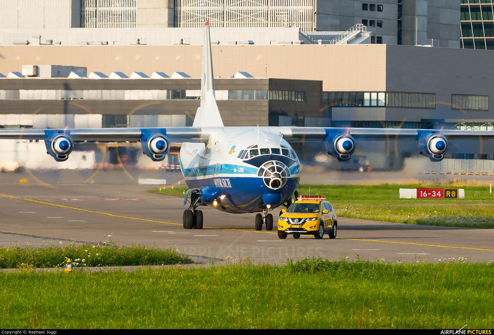 Motor Sich UR-11316 aircraft at Zurich