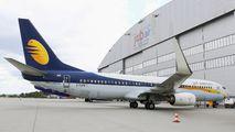 2-TJFK - Jet Airways Boeing 737-800 aircraft