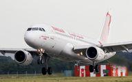 TS-IMG - Tunisair Airbus A320 aircraft