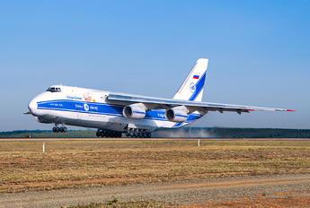 RA82043 - Volga Dnepr Airlines Antonov An-124