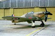 """Royal Air Force """"Battle of Britain Memorial Flight"""" PZ865 image"""
