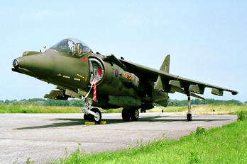 ZG478 - Rovos Air British Aerospace Harrier GR.9