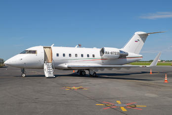 RA-67228 - AK Bars Aero Bombardier CL-600-2B16 Challenger 604