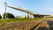 CCCP-77107 - Tupolev Design Bureau Tupolev Tu-144 aircraft