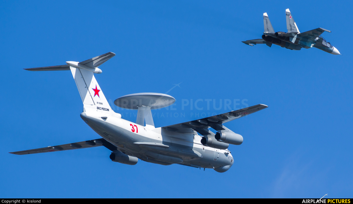 Russia - Air Force RF-93966 aircraft at Off Airport - Russia