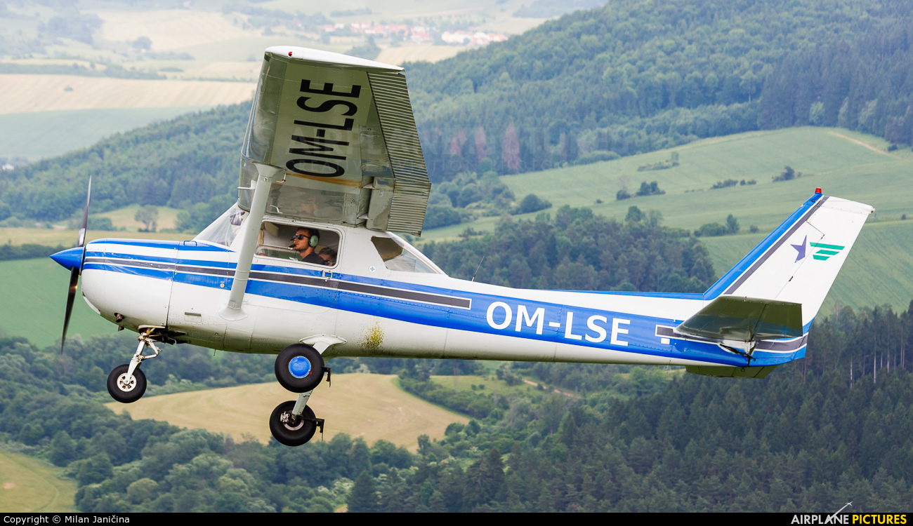 Private OM-LSE aircraft at In Flight - Slovakia