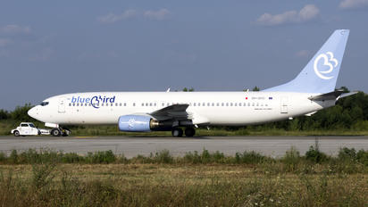 9H-SHO - Bluebird Airways Boeing 737-800