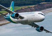 #2 Aer Lingus Airbus A320 EI-DVN taken by Artur Zak