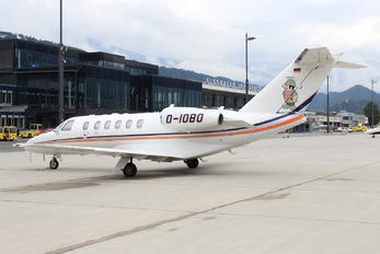 D-IOBO - Private Cessna 525 CitationJet