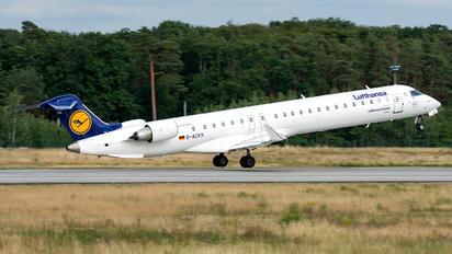 D-ACKH - Lufthansa Regional - CityLine Bombardier CRJ-900NextGen