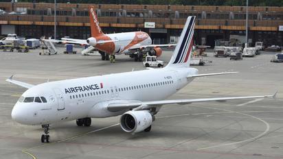 F-HEPD - Air France Airbus A320