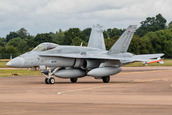 HN-406 - Finland - Air Force McDonnell Douglas F-18C Hornet