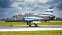 HW-341 - Finland - Air Force: Midnight Hawks British Aerospace Hawk 51 aircraft