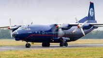 UR-CNT - Ukraine Air Alliance Antonov An-12 (all models) aircraft